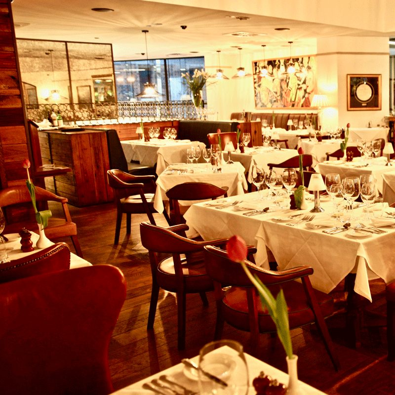 Friends Restaurant Perth Functions